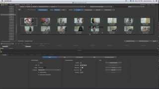 Edit Conform In Adobe Speedgrade CS6
