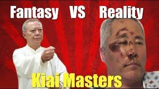 Kiai Masters VS Reality! Can Magic Help You Win A Fight?
