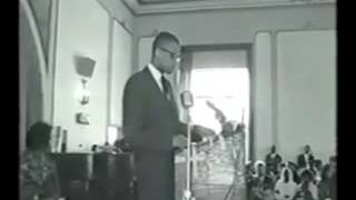 MALCOLM X IN LOS ANGELES (1962).