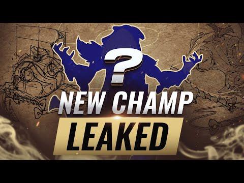 "MASSIVE LEAKS: NEW CHAMPION ""AIDYN"" THE GUIDE - League of Legends Season 10"