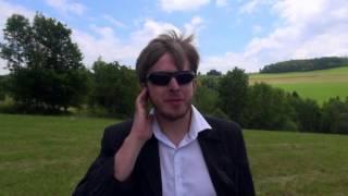 Video Videopozvánka na křest klipu Jeleni Pohřební kapely 1. 10. v La