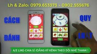 CÔNG THỨC BẦU CUA !! HACK QUY Luật game bau cua bịp trên điện thoại + CÁch đánh đơn giản chính xác !