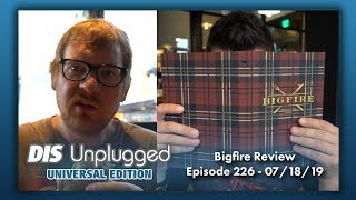 Bigfire at Universal CityWalk Review | Universal Edition | 07/18/19