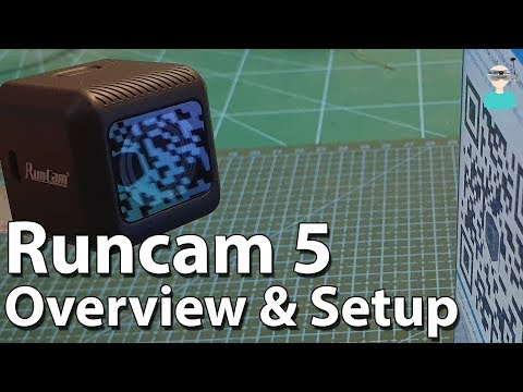 Runcam 5 - Overview & Latency Test