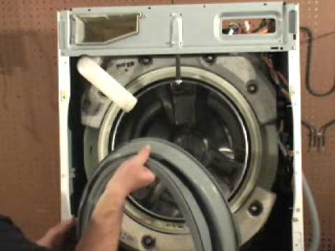 Front Load Washers Ge Front Load Washer Gasket Replacement