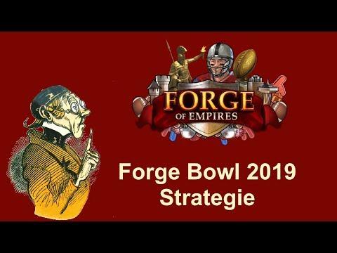 FoETipps: Forge Bowl Strategie in Forge of Empires (deutsch)