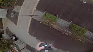 Flippy Floppy practice - raw footage - FPV Freestyle - Stick cam!