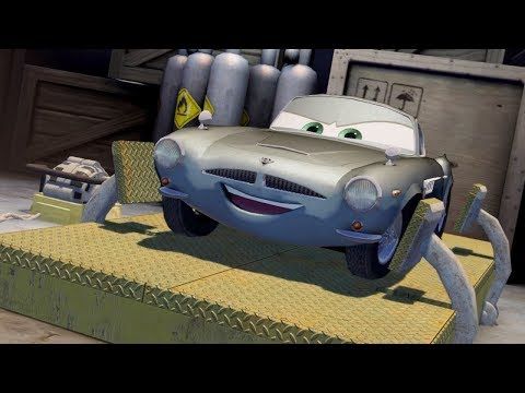 Cars 2 The Video Game - Part 1 - Game Intro And Tutorial Episodes