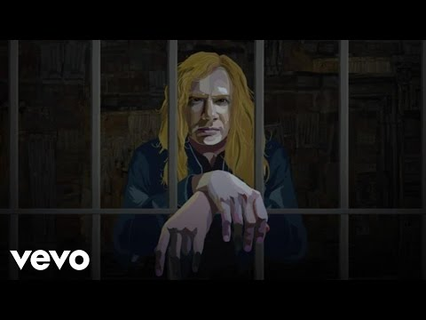 Megadeth - The Threat Is Real (Official Video) online metal music video by MEGADETH