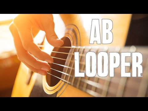 AB Looping Video Player for Guitar Players