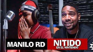 Frente a Frente con DJ SCUFF (NITIDO EN EL NINTENDO le tripea a MANILO RD)