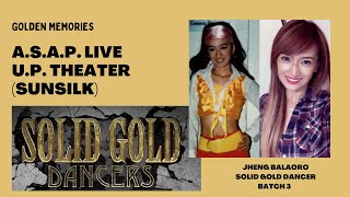 Solid Gold Dancers.ph - ASAP UP Theatre