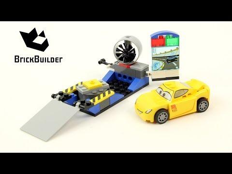 Vidéo LEGO Juniors 10731 : Le simulateur de course de Cruz Ramirez