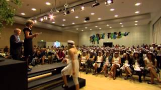 preview picture of video 'Dimmision på Hjørring Gymnasium 2013'