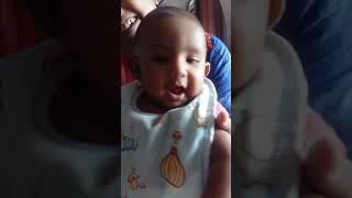 Zia laughing loud