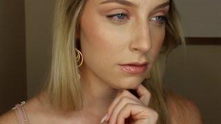 Easy Glowing Makeup Tutorial