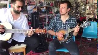 Gulliver - Angelo Branduardi cover acustica Andrea Vercesi feat. Leandro Pessina