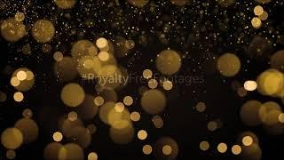 golden bokeh background | gold celebration background video | sparkling love background | #wedding