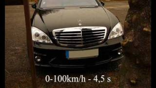 preview picture of video 'Mercedes benz S63 AMG in Gelnica'