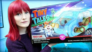 Bad Cage Unboxing Review | Tiny Tales Race Car Cage | Munchies Place