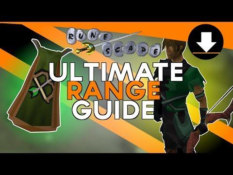 Video Old School Runescape - ULTIMATE Range Guide 1-99