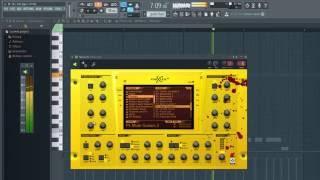 Tyga - 1 of 1 (FL Studio Instrumental Remake/Tutorial)
