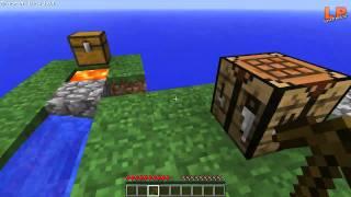 Skyblock Survivial Map Wie Eisen Bekommen Minecraft Welt Finden - Minecraft skyblock spielen