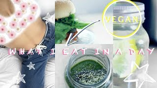 WHAT I EAT IN A DAY | VEGAN TEEN | WEIGHT LOSS
