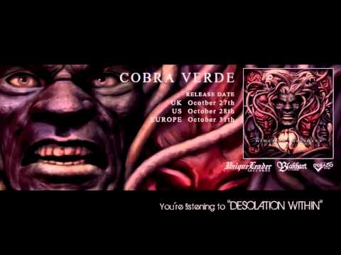 Hideous Divinity - Cobra Verde FULL ALBUM [Unique Leader Records]