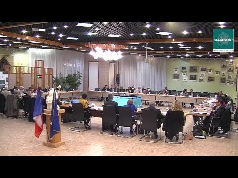 Conseil Municipal Ville de Vaulx-en-Velin jeudi 15 novembre 2018