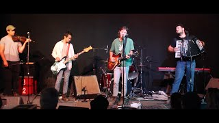 The Felice Brothers - Full Performance - Radio Woodstock 100.1 - 6/24/16