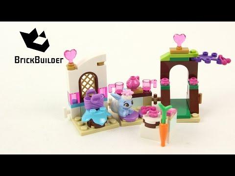 Vidéo LEGO Disney 41143 : La cuisine de Pomme