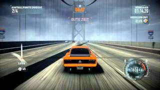 Need for Speed The Run (Challenge Race Muscle Car Mustang)