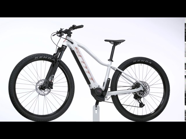 Видео Велосипед Scott Contessa Active eRIDE 910