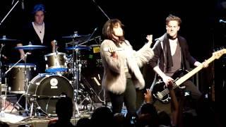 Fefe Dobson - I'm A Lady -- #Winnipeg Live at The Garrick 2011