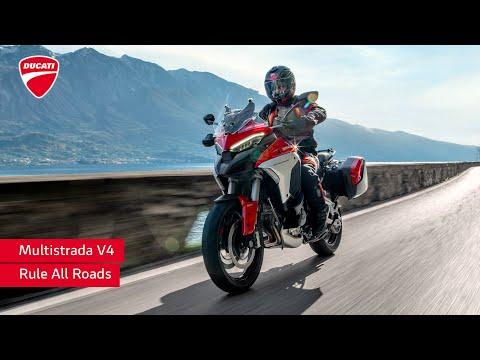 Ducati Multistrada V4 TV Commercial