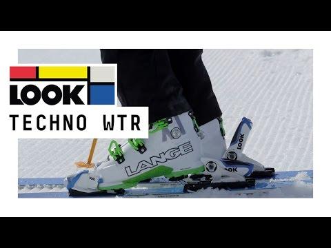 LOOK Bindings |  Dual WTR bindings & Lange WTR boots