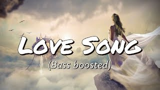 Love Song   Maoni Feat. Raphaella (bass Boosted)