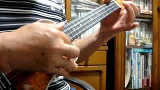 My Little Grass Shack In Kealakekua, Hawaii (ハワイのわらぶき小屋)/ukulele