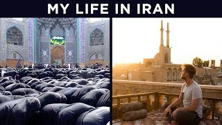 My Daily Life in IRAN (Eye-Opening 14 Days)
