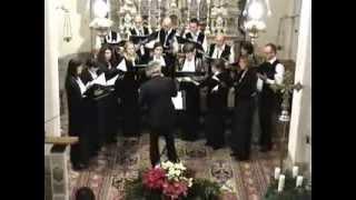 preview picture of video 'Coro di San Leonardo (UD). Concerto di Natale 2013'