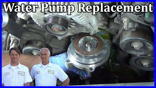 Water Pump Replacement Ford