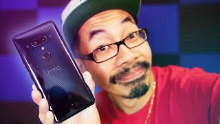 HTC U12+ Review: No notch and no buttons?!?