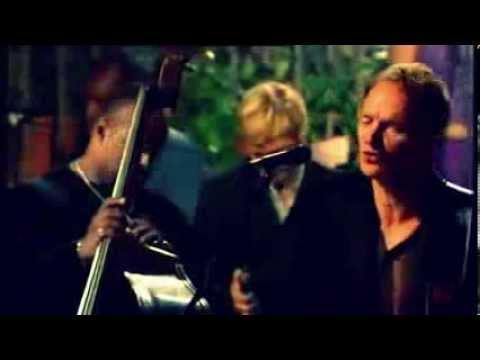 Sting - Englishman In New York - Live in Italy (+Lyrics)