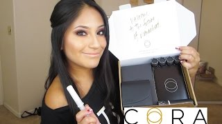 Monthly Tampon Delivery?? Heck Yes!! (CORA Review)