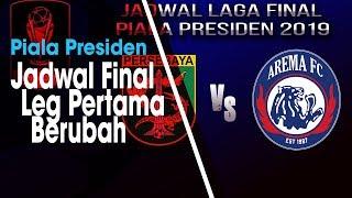 Jadwal Final Piala Presiden 2019 Persebaya Vs Arema FC Alami Perubahan, Tidak Digelar Malam