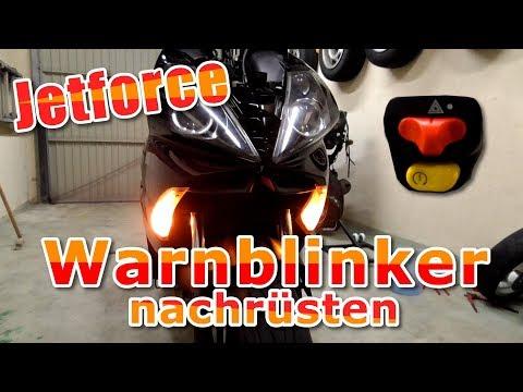Jetforce Warnblinker nachrüsten - 28