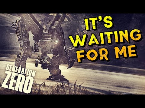 I Went To The Most Dangerous Airfield In Generation Zero and This Happened (Part 15)