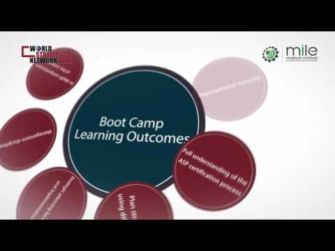 ASP Certification Boot Camp | Executive Study | MILE - YouTube
