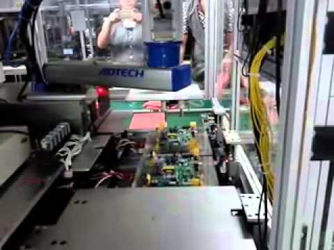 Industrial Robot For PCB Loading